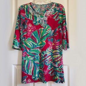 Lilly Pulitzer Shel Tunic Dress